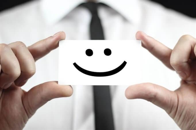 Mỉm cười để mọi việc tốt hơn