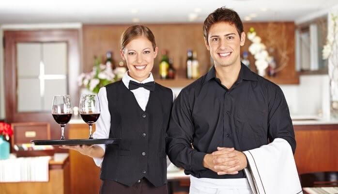 Làm dịch vụ phải có lòng mến khách - alojob.vn