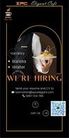 Cần tuyển phục vụ và pha chế cho SPC Elegant Cafe